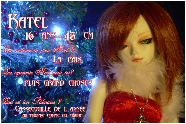 Participations Miss Passion BJD Noël 2008 Katel