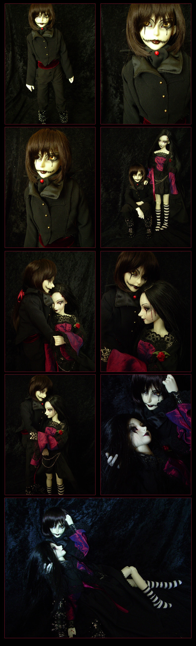[DeadDoll][Mnf DES] Family - portraits [p.24] Jacketmimi